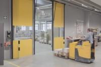Ușa rapidă Butzbach - cea mai rapidă ușă industrială din lume