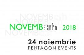 #NOVEMBarh 24 noiembrie 300 de arhitecți și invitați la un maraton de idei despre spațiile în