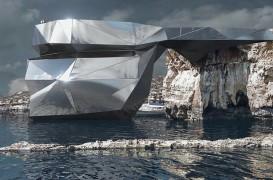 Un arhitect rus vrea să reconstruiască faimoasa Fereastră de Azur