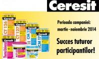 SuperMeserias Ceresit Generatia 2 - Intra in parteneriat cu Ceresit! Programul SuperMeserias Ceresit continua cu Generatia