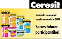 SuperMeserias Ceresit, Generatia 2 - Intra in parteneriat cu Ceresit!