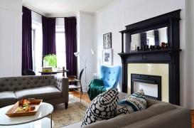 Economisești spațiu dacă pui canapelele față în față
