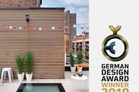 Fakro, marele câștigator al Concursului pentru Design, Germania 2019