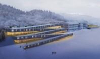 Oaspeții unui nou hotel din Elveția vor putea schia pe acoperiș Lucrarile au inceput deja la