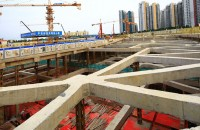 Solutii Sika in proiecte internationale - China Industrial Park Complexul Suzhou Central Plaza este un proiect de constructie urbana care, pana la momentul actual, a reusit sa doboare 6 recorduri.