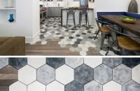 Forme hexagonale pentru un design deosebit în amenajările interioare