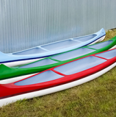 ma intereseaza  o canoe  intre 380cmsi 420cm daca aveti asa ceva  cat costa
