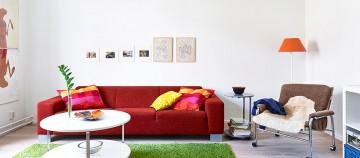 O reamenajare moderna pentru un apartament vechi
