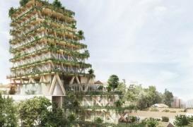 O structură multifuncțională va reduce emisiile de carbon produse