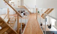 O casa cu 13 dormitoare o noua viziune asupra trailui in comun Casa Share LT Josai