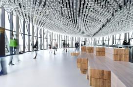 """Anouk Legendre va prezenta conceptul architectural al proiectului """"La Cité du Vin"""" la Forumul SHARE Bucuresti"""