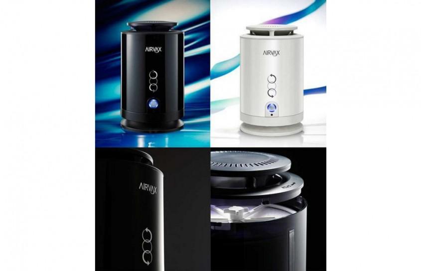 Purificatorul de aer AirVax aduce beneficii fara concurenta in filtrarea aerului