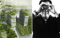 Interviu cu pionierul arhitecturii ecologice - Ken Yeang, invitat special al Forumului International de Arhitectura SHARE din 6-7 noiembrie 2017