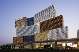Cel mai impresionant zgârie-nori nou: O clădire atipică sub forma unor cutii de bijuterii
