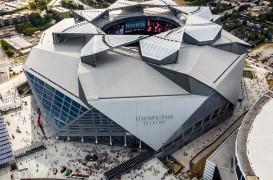 Stadioane pentru evenimentul Super Bowl ale trecutului, prezentului și viitorului