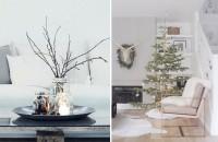 """10 idei de decorare a casei pentru un Crăciun în stil minimalist Dupa principiul """"mai putin inseamna mai mult"""", deloc cliseizat in acest caz, iti prezentam zece idei pentru a-i da casei tale un aer festiv desfatator in"""