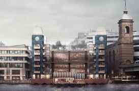 O școală ce ar putea fi alimentată de puterea generată de valurile Tamisei