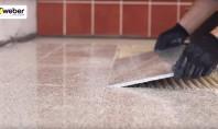 Cum să plachezi cu marmura? Plăcile de marmură au absorbţie redusă de apă sunt grele şi