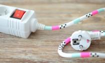 Cablurile ca niste decoratiuni
