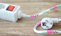 Cablurile ca niste decoratiuni Cui ii plac cablurile incalcite peste tot prin casa bune parca sa