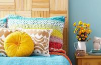 Solutii inspirate pentru decorarea tabliei de la capul patului