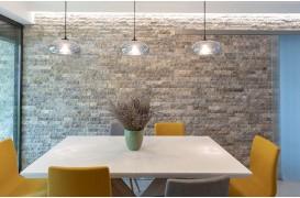 Piatra naturală în amenajările interioare: 5 idei de amenajare cu piatră decorativă