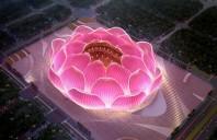 Unde se construieşte şi cum va arăta cel mai mare stadion de fotbal din lume