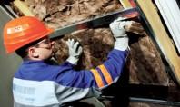 Izolarea acoperisurilor inclinate - etape de montare vata minerala de sticla Cerintele actuale pentru performanta termica