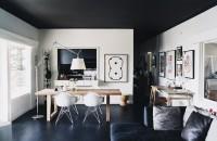 Ce putem vopsi în negru într-o casă?