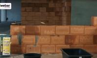 Cum să zideşti cărămida? Metoda veche de zidărie care constă în amestecarea pe şantier a mortarului