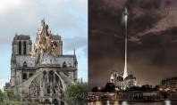 9 propuneri pentru reconstructia Catedralei Notre-Dame Iata cateva dintre cele mai interesante idei prezentate de arhitecti