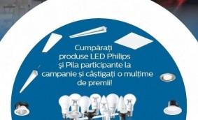 O noua campanie Philips, cu premii garantate!
