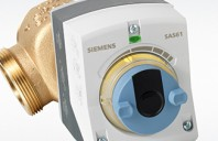 Siemens adauga liniei Acvatix servomotoare pentru vane cu cursa scurta
