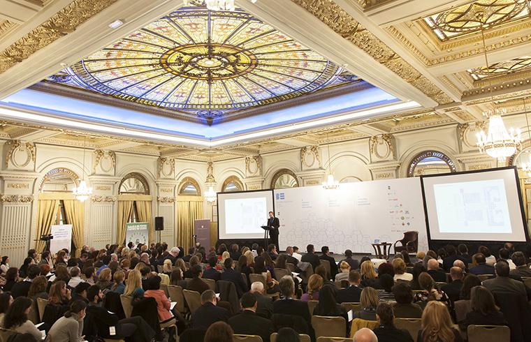 Peste 300 de arhitecti si stakeholderi din educatie la Building Education 2016