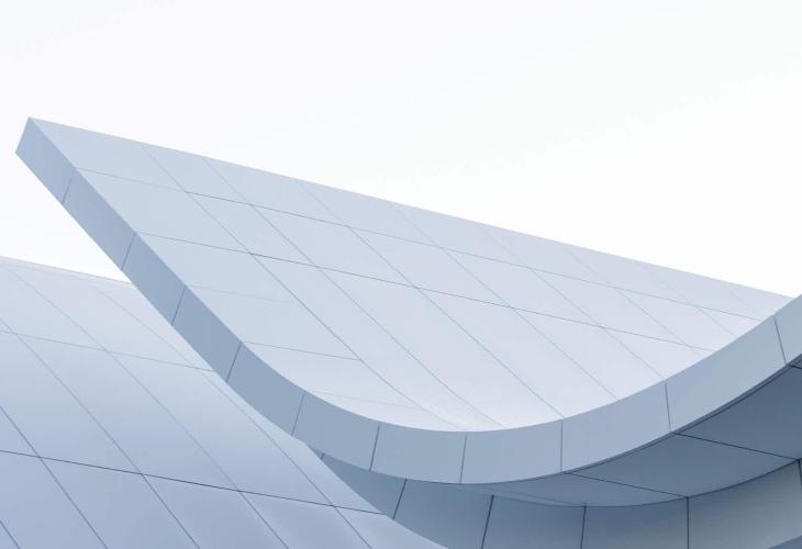 ALUCOBOND® - 11 culori şi decoruri ce-ţi vor alimenta ideile creative în materie de arhitectură