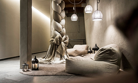 Extindere pentru relaxare la hotelul Ulrichshof, Germania