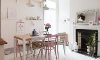 Locuinta cu aer boem in Londra Acest apartament amplasat la parterul unui imobil din zona de