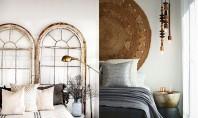 Zece solutii neobisnuite ce pot inlocui tabliile traditionale ale paturilor Tabliile de pat sunt in zilele