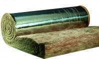 NOU - Vata minerala de sticla cu folie de aluminiu de la Knauf Insulation Vata minerala