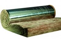 NOU - Vata minerala de sticla cu folie de aluminiu de la Knauf Insulation