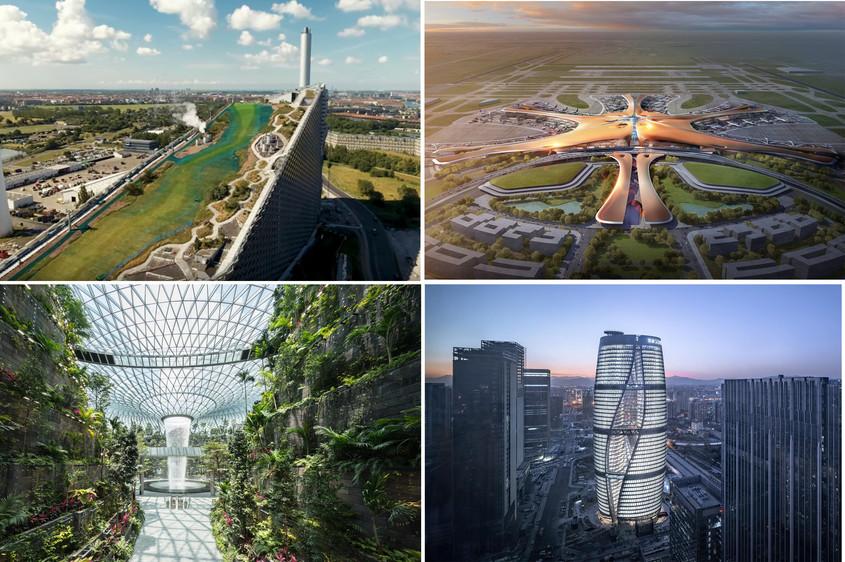 10 clădiri remarcabile finalizate în 2019