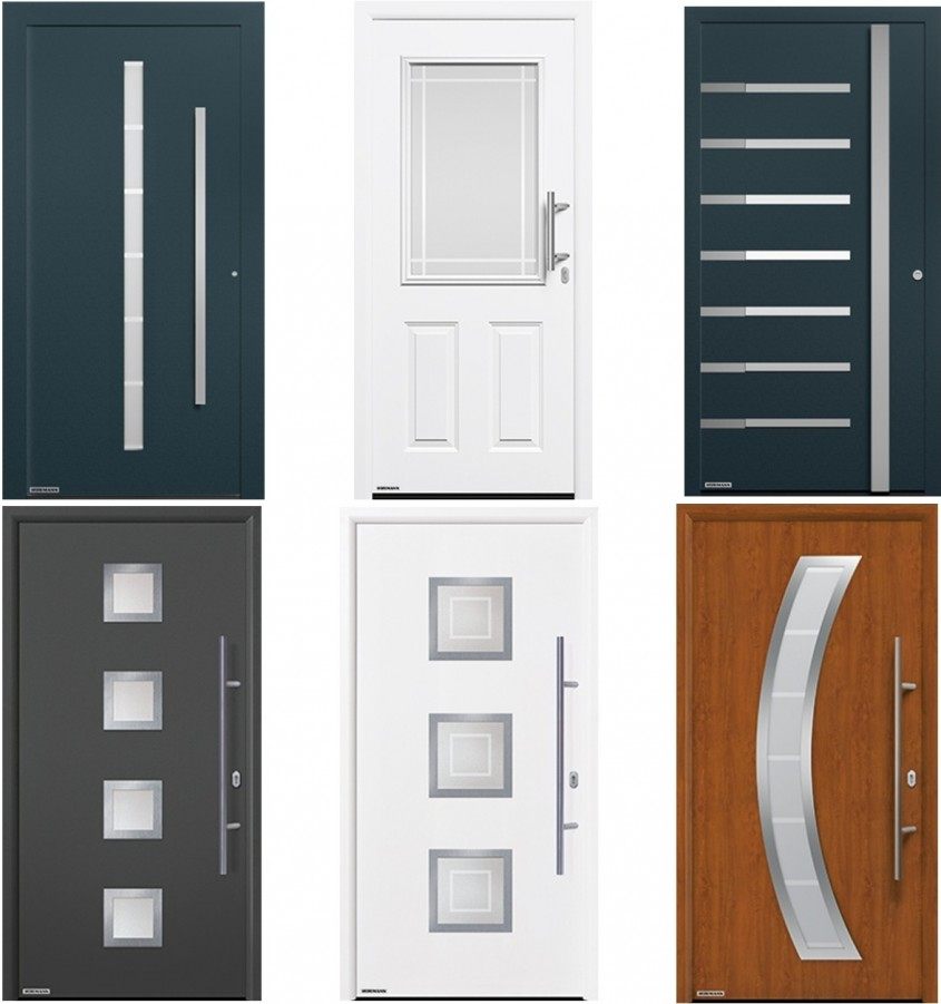 Siguranţă în locuinţa proprie – uşile de intrare în locuinţă Hormann