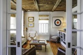 O casă cu atmosferă rustică şi relaxantă