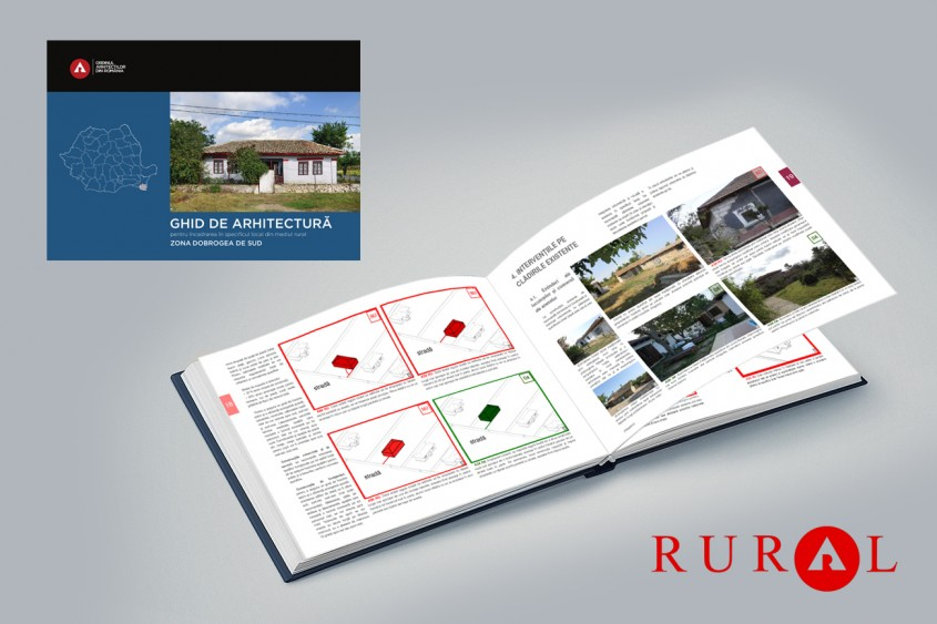 ghid_dobrogea_site - Dobrogea de Sud. Ghid de arhitectură pentru încadrarea în specificul local din mediul rural