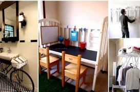 Furniture hacks - idei creative pentru a da o noua viata mobilierului vechi