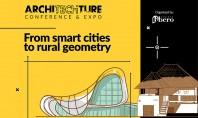 Mai puțin de o lună până la ArchiTECHture Conference & Expo 2017! Speakeri din Belgia Polonia