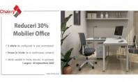 Chairry 3 configuraţii premium de mobilier office cu reducere de 30% Ofertă limitată Tocmai de aceea
