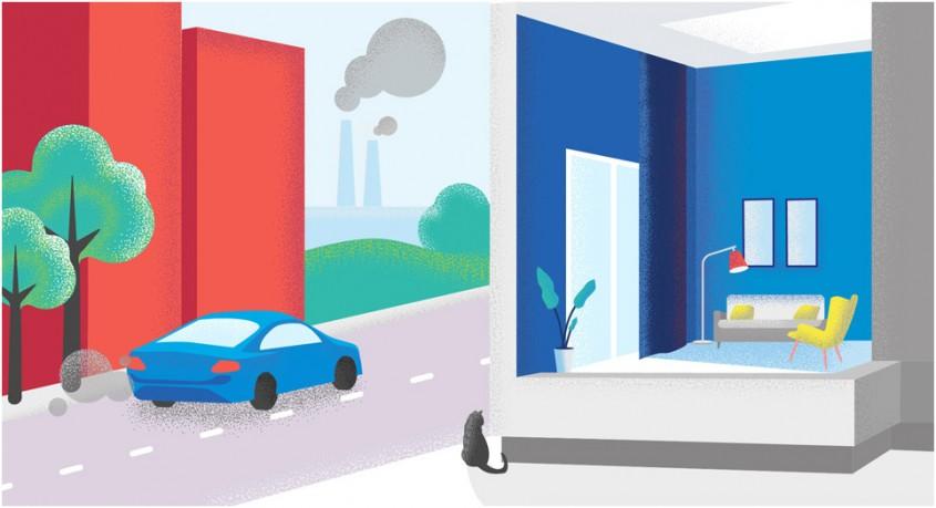 Cum scăpăm de mirosurile neplăcute din casă?