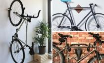 Cu bicicletele expuse la vedere