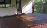 Decking-ul din lemn pentru exterior - opțiunea cea mai elegantă pentru casă Pentru a realiza amenajari